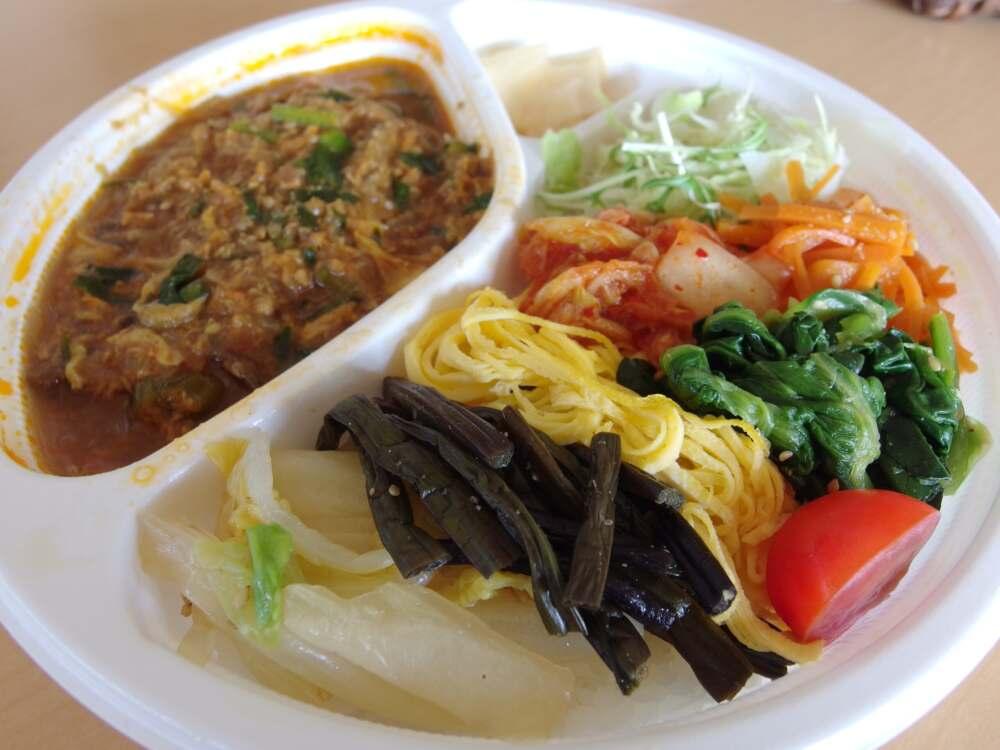 お野菜がいっぱい摂れる【アメハレ】のお弁当はコスパ最強!