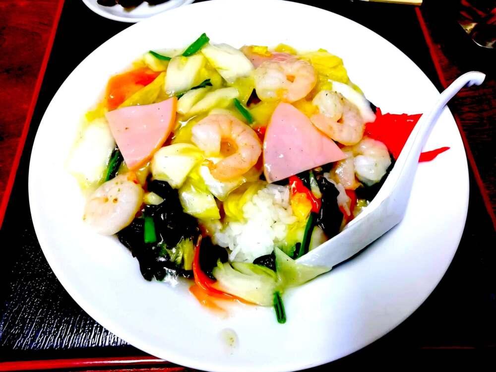 中国料理のお持ち帰りは【中国料理 十八番】泉区向陽台
