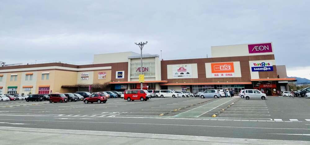 【オープン情報】イオンタウン仙台泉大沢に新たに3店舗ができるみたい!